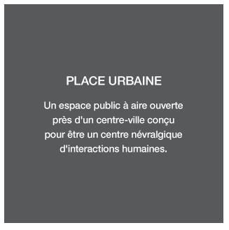 Place urbaine