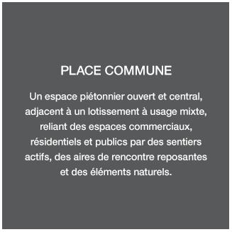 Place commune