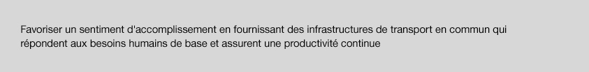 Favoriser la productivité